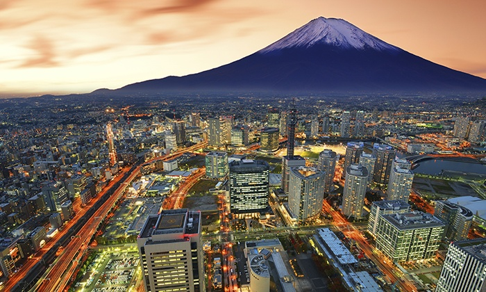 8-Day Japan Tour with Airfare from Affordable Asia