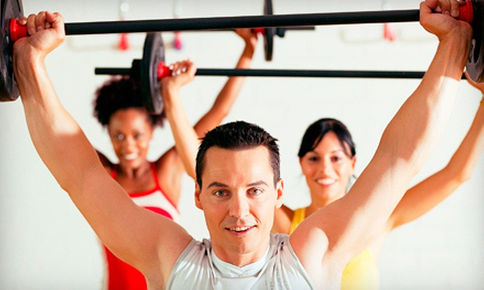 AnthroFit - Berkeley: 10 or 20 Boot-Camp Classes at AnthroFit (Up to 80% Off)