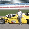 Up to 51% Off Indy-Style Racecar Experience