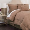 Hotel Park Ave Embossed Plaid Comforter Set (5- or 6-Piece)