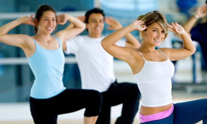 GR Fitness - Aurora: 5- or 10-Class Fitness Pass for Barre, Zumba, and More at GR Fitness (Up to 59% Off)