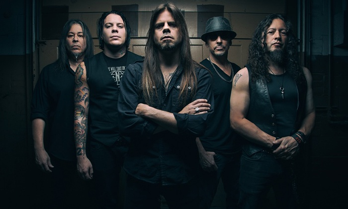 Queensryche - Bogart's: Queensrÿche on January 27 at 8 p.m.