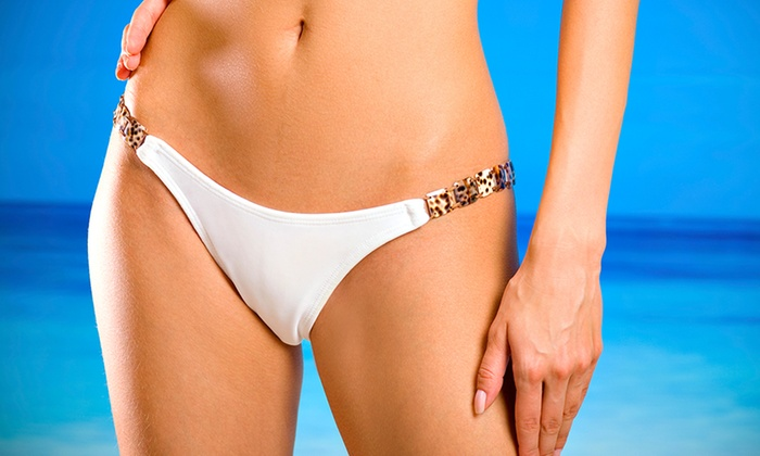 Bikini wax brazilian hollywood