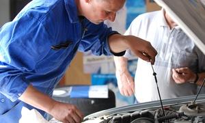 Autofficina Fanelli: Check up o tagliando auto per tutte le cilindrate (sconto fino a 67%)