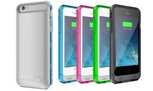 Mota Apple-Certified Extended-Battery Case for iPhone 5/5s/6/or 6 Plus at Mota Apple-Certified Extended-Battery Case for iPhone 5/5s/6/or 6 Plus, plus 9.0% Cash Back from Ebates.
