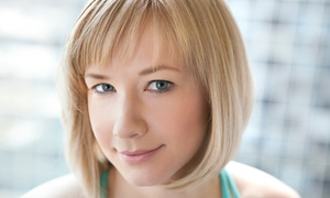Sarah Hansen at Salon Sola: Haircut Packages with Sarah Hansen at Salon Sola (Up to 56% Off). Three Options Available.