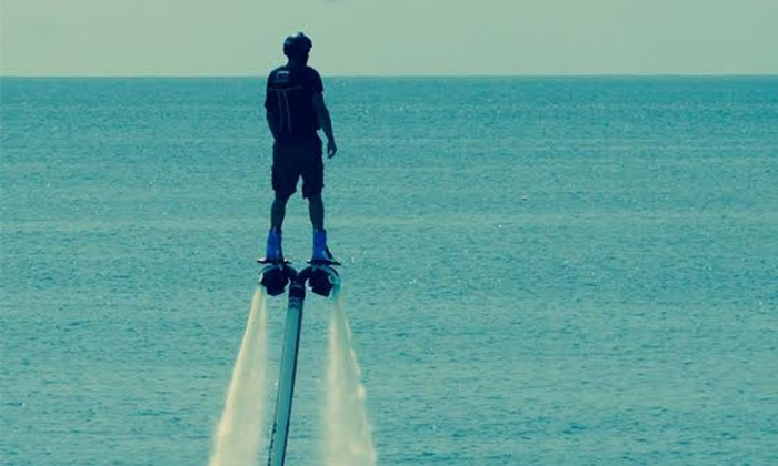 East Coast Jetpack Cape Canaveral, FL - Kelly Park East: Up to 61% Off Flyboard Flying Lesson at East Coast Jetpack Cape Canaveral, FL