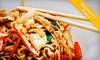 Lemongrass - Annapolis: Thai Cuisine for Dinner or Lunch at Lemongrass (Half Off)