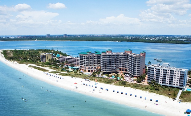 Pink Shell Beach Resort & Marina - Fort Myers Beach, FL: Stay at Pink Shell Beach Resort & Marina in Fort Myers Beach, FL. Dates into September.