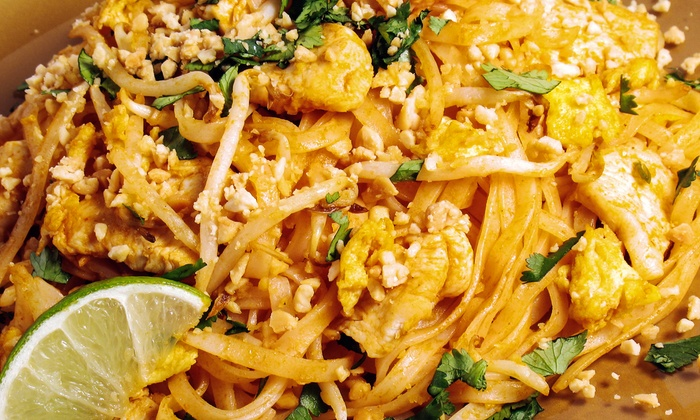 Bangkok Cuisine - Sterling Heights: $16 for $30 Worth of Thai Food at Bangkok Cuisine