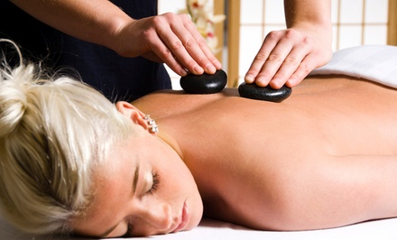 60- or 90-Minute Massage with Hot Stones at Loose Massage Therapy Plus (Up to 53% Off)