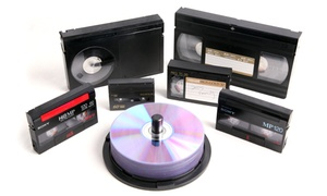 68% Off Videotape-to-DVD Transfers at Moonlight Video Productions, plus 6.0% Cash Back from Ebates.