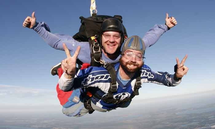 World Skydiving Center - Kenosha: Skydiving for One or Two from World Skydiving Center (Up to 40% Off)