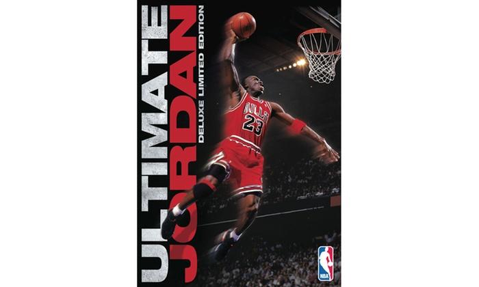 21ab657862d1fb Up To 37% Off on Ultimate Jordan DVD Set (7-Disc)