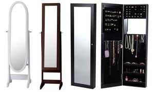 oferta: Espejo vestidor con armario joyero de diseño desde 79,90 € (hasta 67% de descuento)