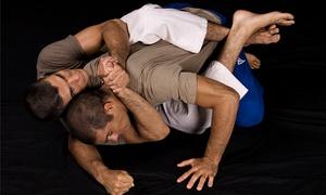 Manchester Gracie Jiu-Jitsu: Combative or Women's Classes at Manchester Gracie Jiu-Jitsu (Up to 60% Off)