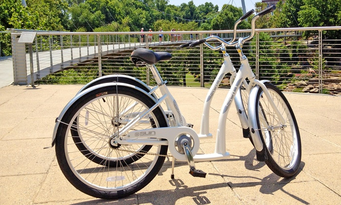 Bike The Rabbit - West Greenville: $30 for Weekend Half-Day Bike Rental for Two from Bike the Rabbit ($50 Value)