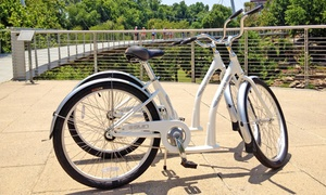 Bike The Rabbit: $30 for Weekend Half-Day Bike Rental for Two from Bike the Rabbit ($50 Value)