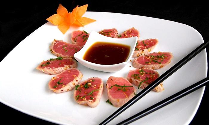 Hisushi - Tamarac: $12 for $20 Toward Food and Drink at Hisushi