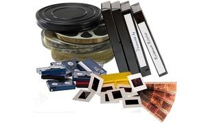 Tedeo: Un bon de 50% de réduction au prix de 9 € pour sauvegarder et redécouvrir ses souvenirs sur DVD avec Tedeo