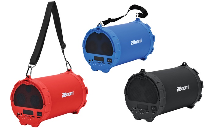 Up To 10% Off on Bass King Bluetooth Speaker | Groupon Goods
