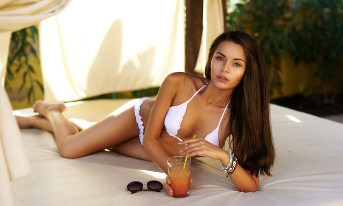 The Tan Cabana - Annapolis: A Custom Airbrush Tanning Session at The Tan Cabana (45% Off)
