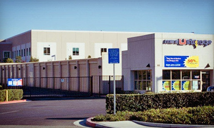 Mini U Storage - Valley Oak: $50 for a Three-Month Storage-Unit Rental and a 24-Hour Moving-Truck Rental from Mini U Storage ($394 Value)