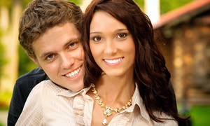 Pampered Parlor: Men's and Women's Hair Styling Packages at Pampered Parlor (Up to 58% Off). Four Options Available.