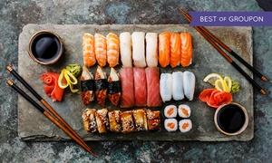 Toro Toro Sushi: Wybrany zestaw sushi: 44 sztuki za 59 zł i więcej opcji w Toro Toro Sushi (do -36%)