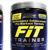 MHP Fit Trainer Pre-Workout Performance Enhancement Supplement