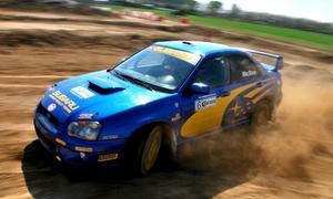 Planet Motorsport: 3 o 6 giri su auto da rally a scelta tra Subaru, Fiat, Renault, BMW o Porsche (sconto fino a 71%). Valido su 7 circuiti