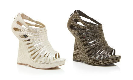 Heart Soul Calandra Wedge Sandals | Brought to You by ideel