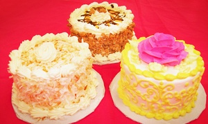 Clarencedale Cake: $18 for Three Groupons, Each Good for a Mini Gourmet Cake at Clarencedale Cake ($30 Value)
