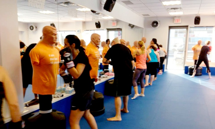 Energy FitBox - Multiple Locations: C$19.95 for One Month of Unlimited Kickboxing Classes at Energy FitBox ($va Value)