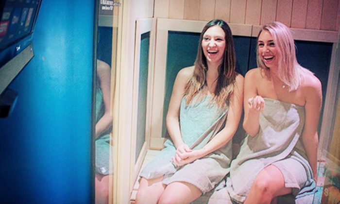 Aruba Sunspa - Austin: 3 or 6 Infrared-Sauna Sessions at smartsweat by Aruba Sunspa (Up to 51% off)