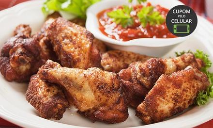 Terapia Bar e Restaurante - Asa Norte: batata frita com bacon ou frango à passarinho e cervejas Budweiser ou Antartica
