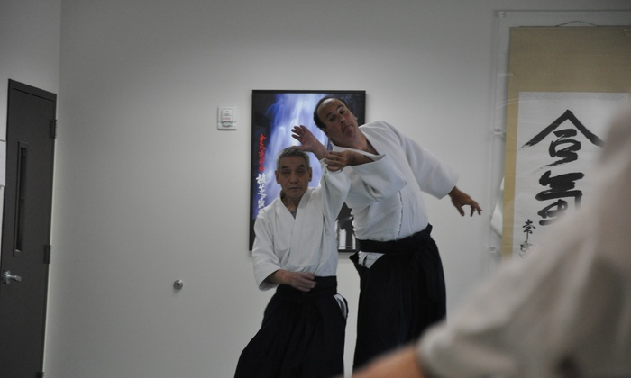 Aikido Of Alamo - Danville: $33 for $100 Worth of Martial-Arts Lessons — Aikido of Alamo