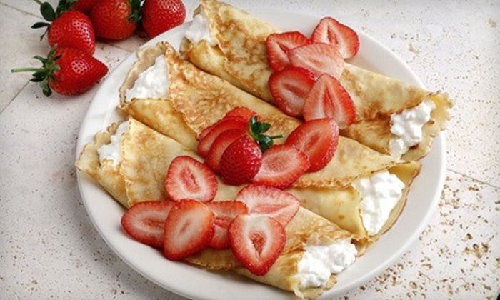 Original Pancake House - Multiple Locations: $10 for $18 Worth of All-Day Breakfast, Sandwiches, and Salads at Original Pancake House