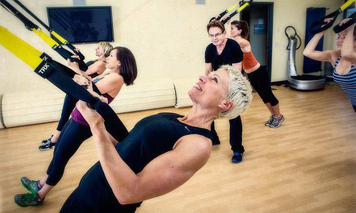 EQ Fitness - Junction: Three or Six Low-Impact Fitness Classes at EQ Fitness (79% Off)