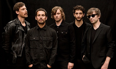 Sam Roberts Band at Hamilton Place Theatre on November 27 at 8 p.m. (Up to 50% Off)
