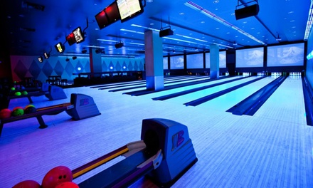 $15 for Bowling and Arcade Package at Sky Deck Sports Grille & Lanes (Up to $29 Value)