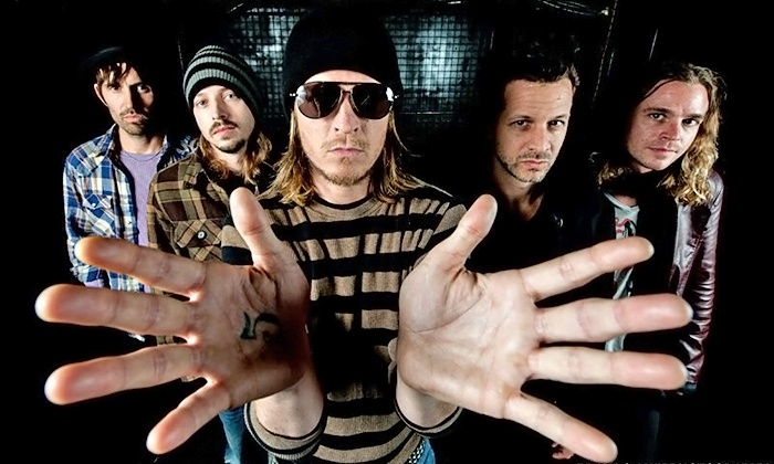 Cape Fright Night Block Party with Puddle Of Mudd and 10,000 Views - Dixie Roadhouse: Cape Fright Night Block Party with Puddle Of Mudd and 10,000 Views on Saturday, December 31, at 6 p.m.