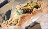 Banzo - Madison: Delivered Mediterranean Meal for Two or Four from Banzo of Madison (55% Off)