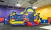 Pump It Up - Glenview: 5 or 10 Bounce-House Sessions or a Classic Party for Up to 25 at Pump It Up (Up to 57% Off)