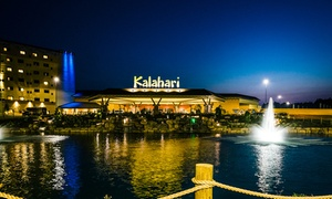 Kalahari Water Park in the Poconos