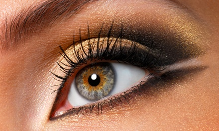 $125 for Permanent Eyeliner on the Top or Bottom Lids at The Lash Lounge ($225 Value)