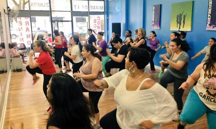 Studio 101 Dance Fitness, LLC. - Logan Square: Five Zumba Classes at Studio 101 Dance Fitness, LLC. (61% Off)