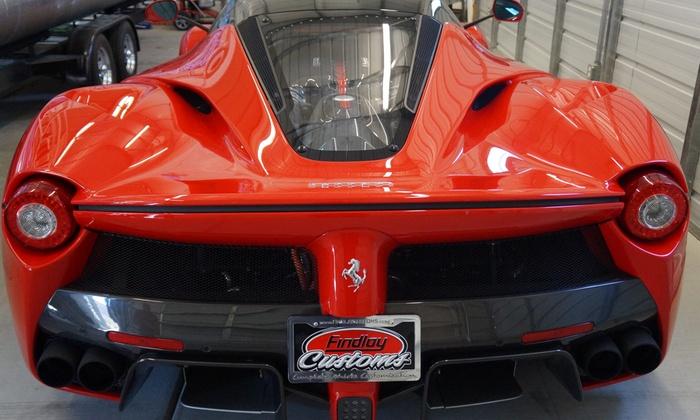 Cooper's Auto Detailing, LLC - Peccole Ranch: Up to 50% Off detail package at Cooper's Auto Detailing, LLC