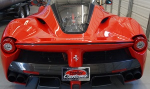 Cooper's Auto Detailing, LLC: Up to 50% Off detail package at Cooper's Auto Detailing, LLC