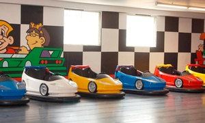 Midway Family Fun Park Your New Adventure Land: Unlimited Play for Two, Bumper Cars, or Birthday Party for Eight at Midway Family Fun Park (Up to 40% Off)
